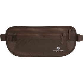 Eagle Creek Undercover Money Belt DLX, mocha